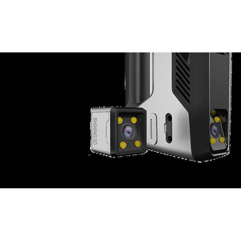 EinScan-Pro : module de capture de couleurs