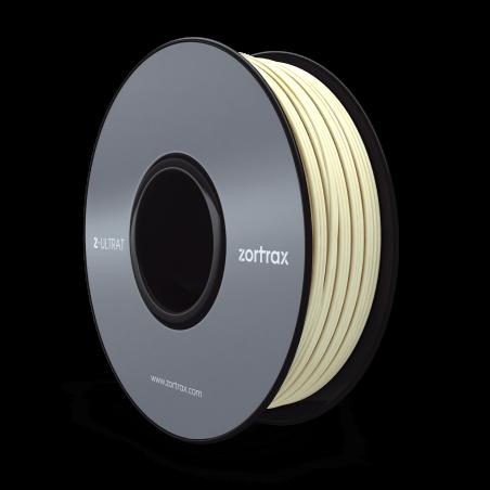 Z-ULTRAT Blanc Ivoire : filament de qualité supérieure pour imprimante 3D Zortrax M200