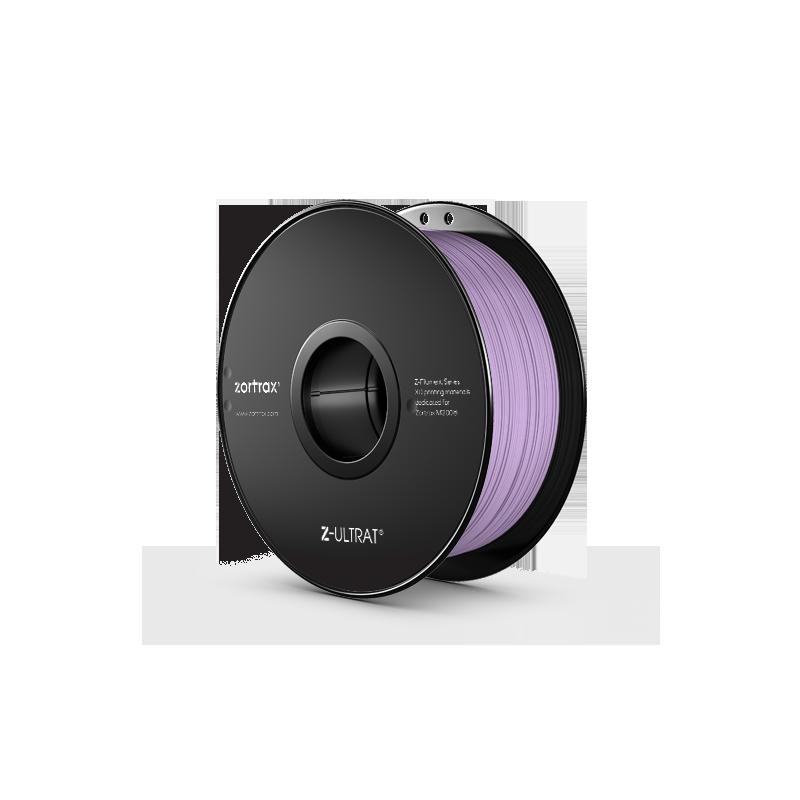 Z-ULTRAT Violet Pastel : filament de qualité supérieure pour imprimante 3D Zortrax M200