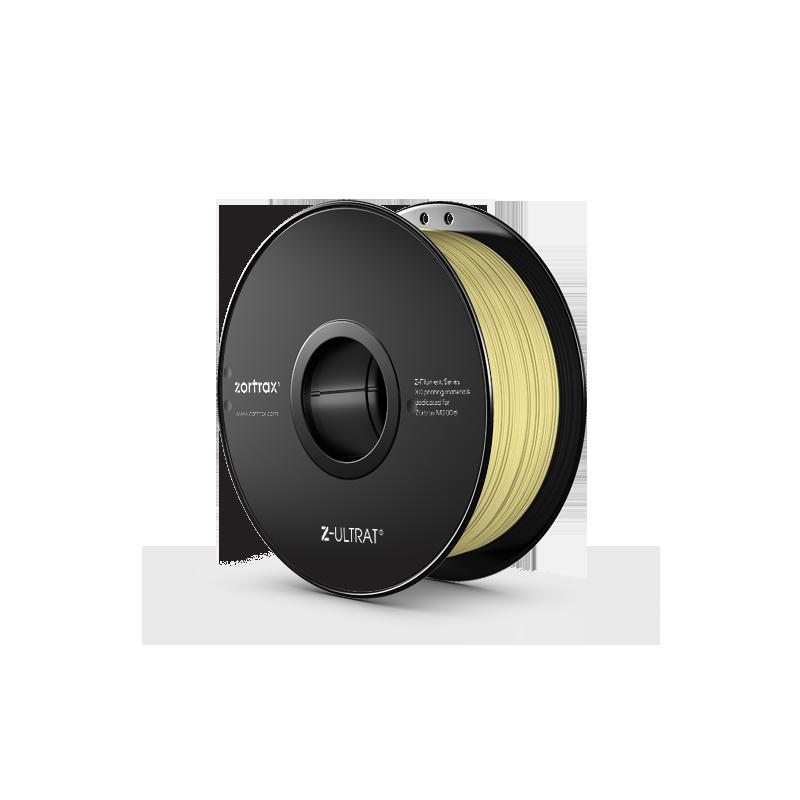 Z-ULTRAT Jaune Pastel : filament de qualité supérieure pour imprimante 3D Zortrax M200