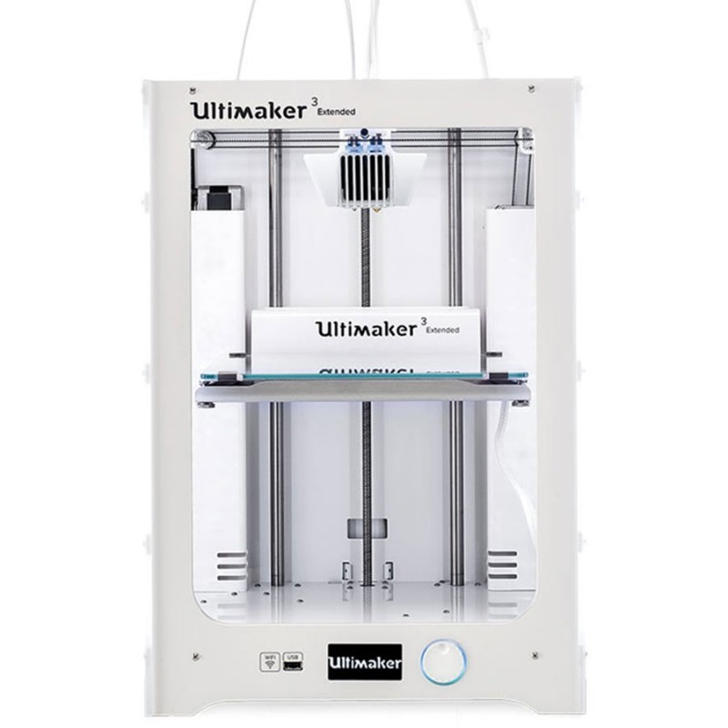Ultimaker 3 Extended : l'impression professionnelle par Ultimaker