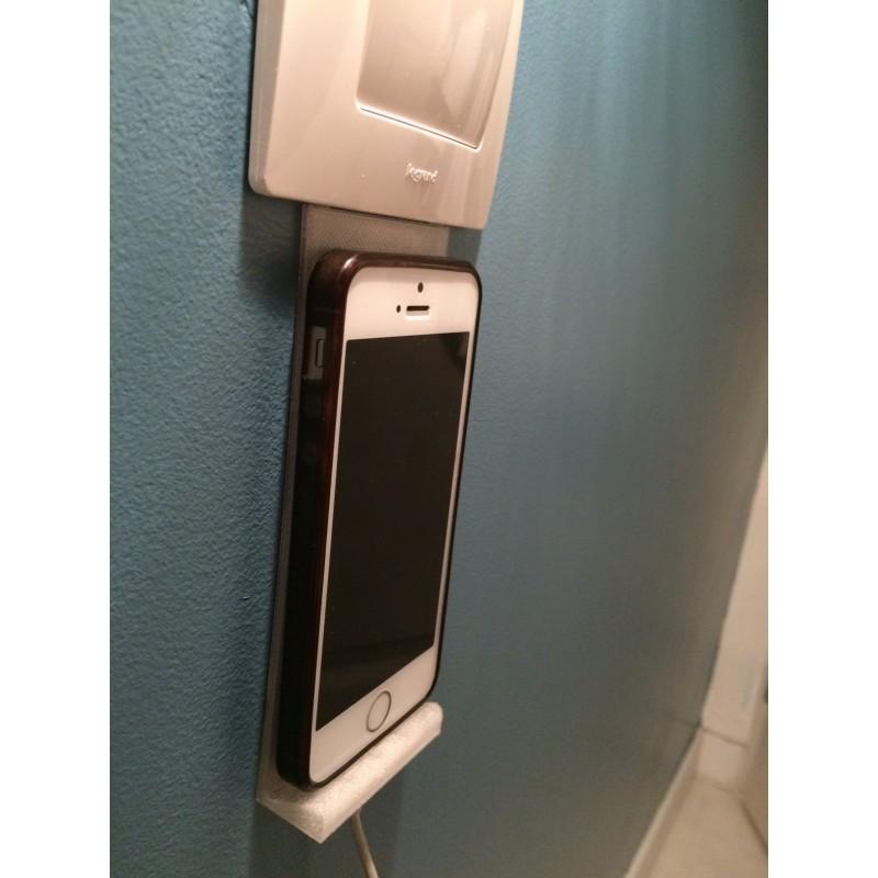 Porte iPhone 5 - Mathieu Kerbiguet