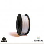 SOVB 3D : filament PLA blanc Made in France