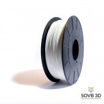 SOVB 3D : filament ABS Blanc 1kg Made in France