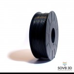 SOVB 3D : filament ABS Noir 1kg Made in France
