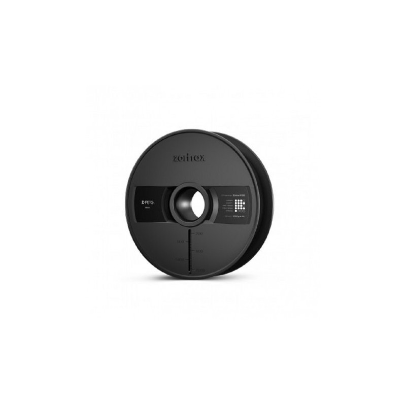 Z-PETG M300 Noir : filament de qualité supérieure pour imprimante 3D Zortrax M300