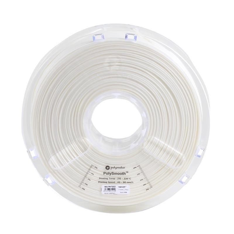 Polysmooth Blanc (Filament PVB) - Polymaker