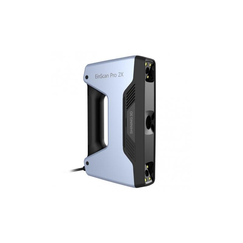 EinScan-Pro 2x : le scanner 3D professionnel multifonctions