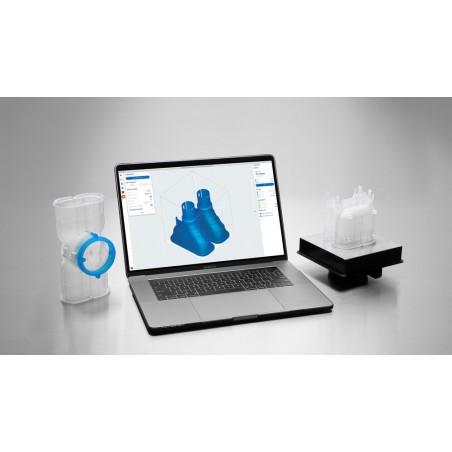 Formation sur imprimante 3D résine