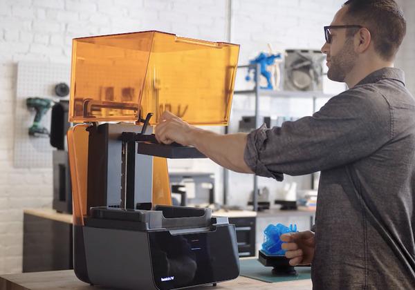 Formation Imprimante 3D résine SLA - DLP
