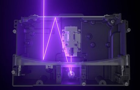 Le laser de la technologie LFS