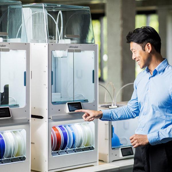 Formation imprimante 3D FDM - Ultimaker S5